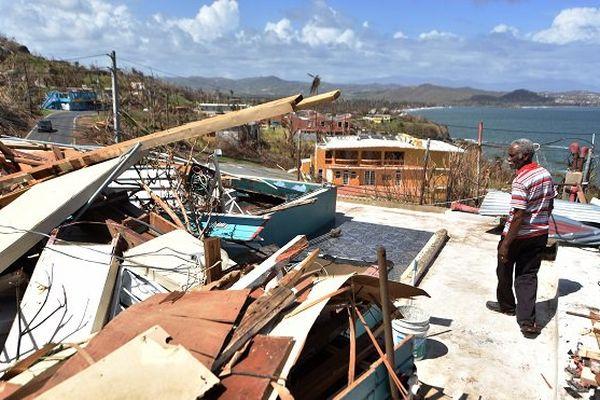 Porto Rico après Maria
