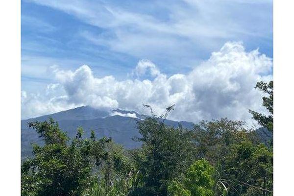 St. Vincent Grenadines volcan