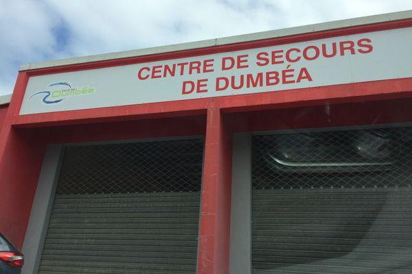 Centre de secours Dumbéa. Pompiers