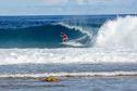 Air Tahiti Rairoa Horue : fin de la première journée avec de superbes conditions
