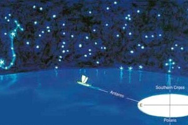 une thèse sur l'astronomie dans la navigation traditionnelle