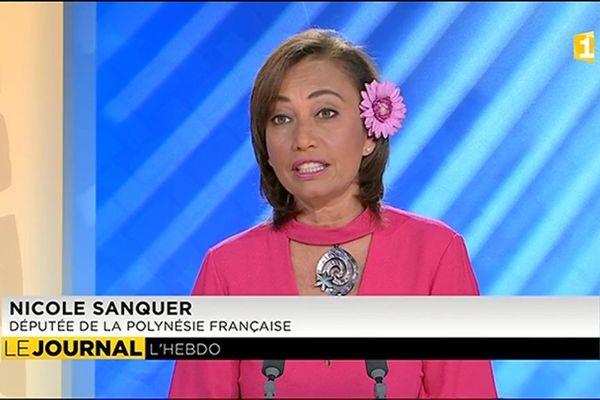 Invitée de l'hebdo : Nicole Sanquer