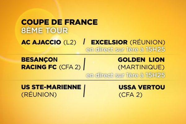 Affiches coupe de France
