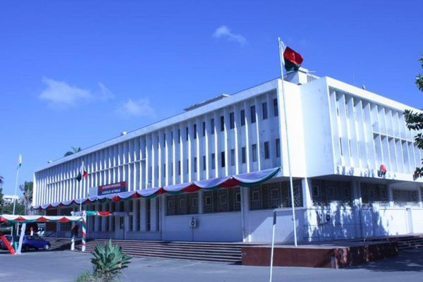 Assemblée nationale madagascar