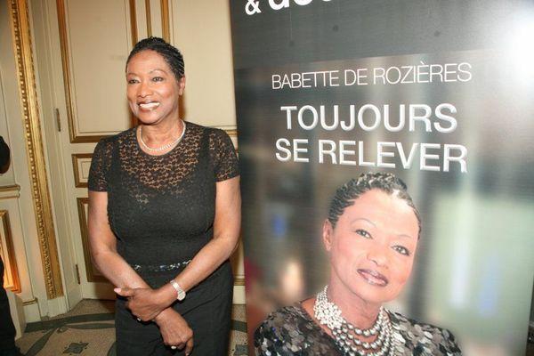Babette de Rozière