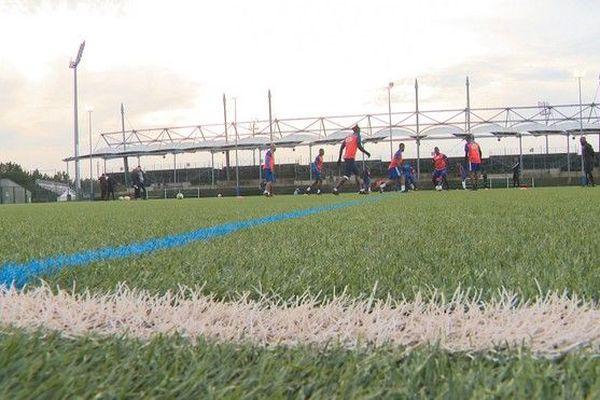 coupe de france de football 32eme JSSSP affronte Niort 040120