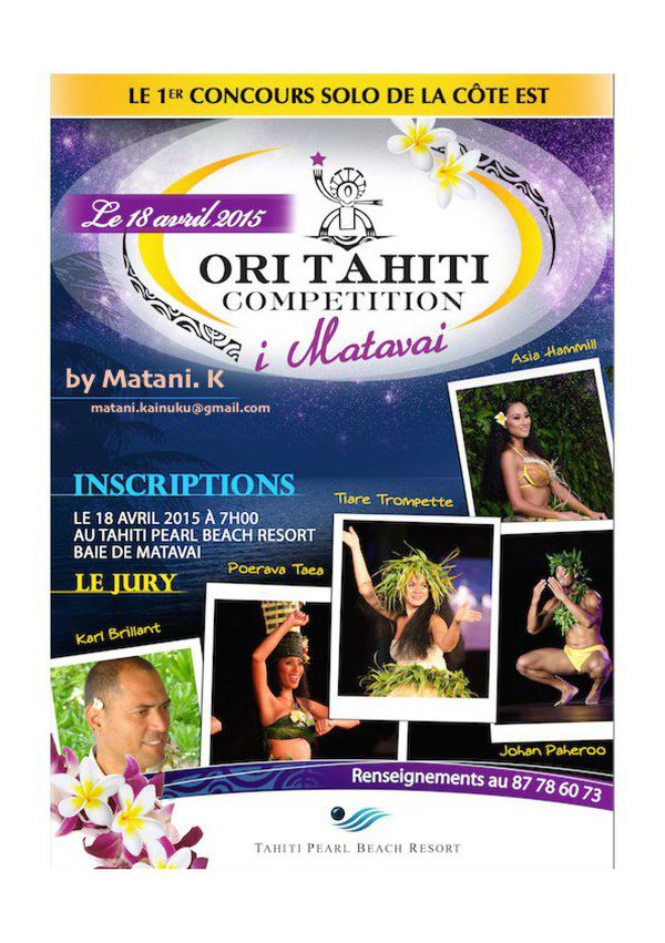ori tahiti competition
