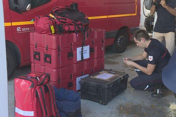 Mayotte menacée par Kenneth : des pompiers réunionnais en renfort