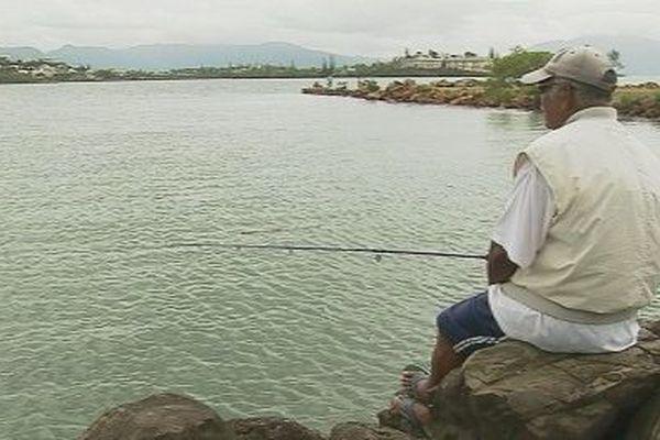 Capture pêcheur de picots