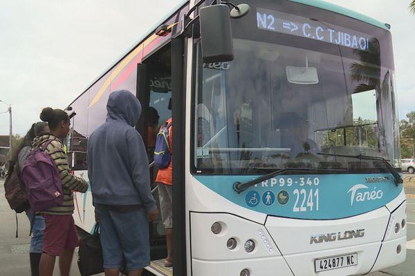 Bus Tanéo