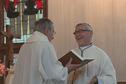 Monseigneur Colomb découvre l'archipel de Saint-Pierre et Miquelon