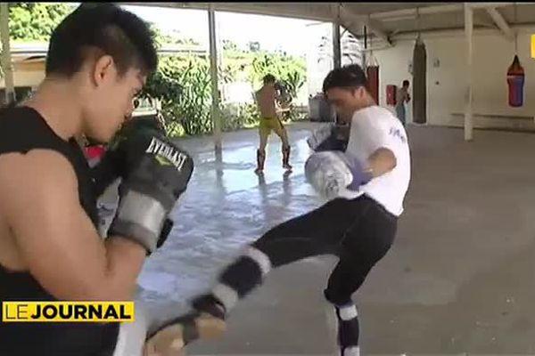 Boxe Thaï : Tahiti aux championnats régionaux en Nouvelle-Zélande
