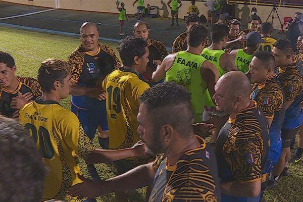 rugby : Faa'a - Pirae