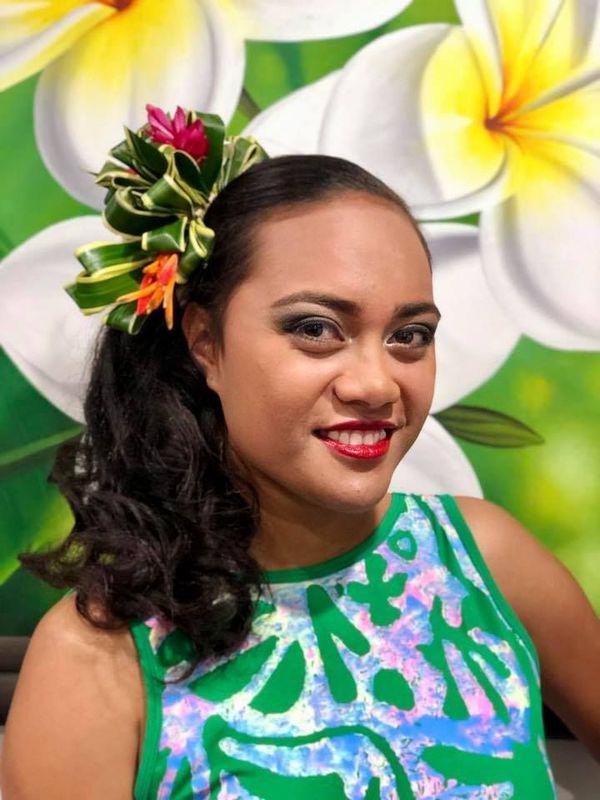 Estelle Folitu'u - Candidate numéro 5