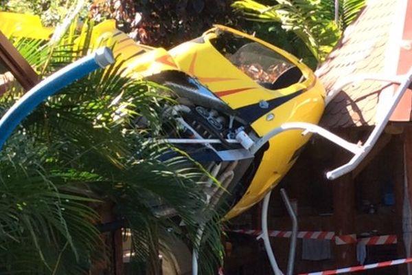 helico crash