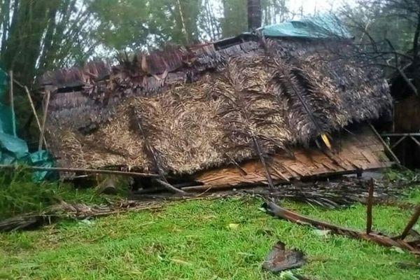 Cyclone Vanuatu 2