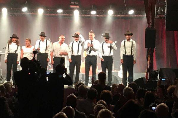 Pat'jaune en concert à Paris