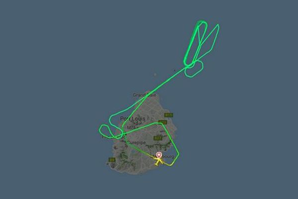 Air Mauritius vol MK042 pour Londres retour en urgence à Maurice 300319
