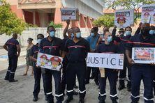 Les pompiers de Martinique dénoncent les agressions dont ils sont victimes au quotidien.