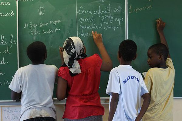 Ecole Mayotte