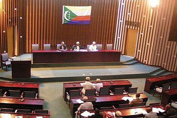 Assemblée nationale des Comores