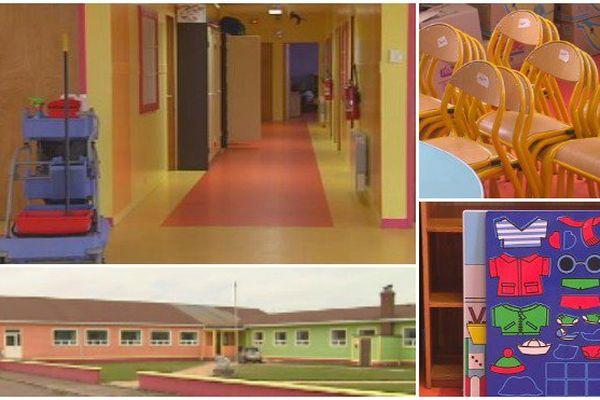 Miquelon : l'école du socle ouvre ses portes
