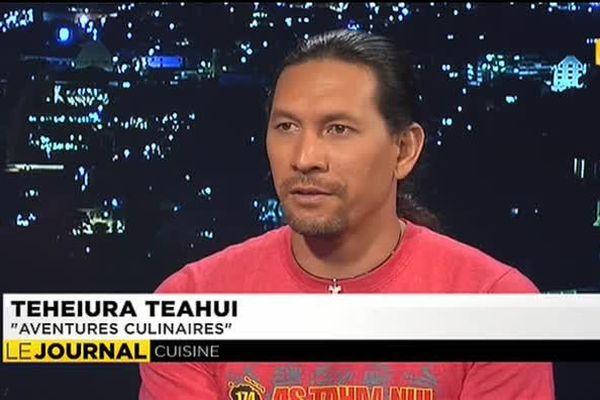 Teheiura, la cuisine pour passion