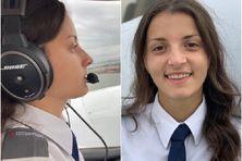Malgré la crise aéronautique, Rehanne Meralli Ballou est déterminée à faire du ciel son espace de travail