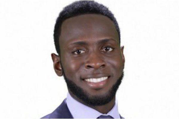 """Lénaïck Adam, candidat de """"La République en Marche"""" aux élections législatives en Guyane."""