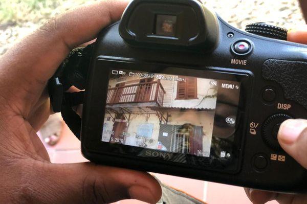 architecture rue Mme Payé visite patrimoine