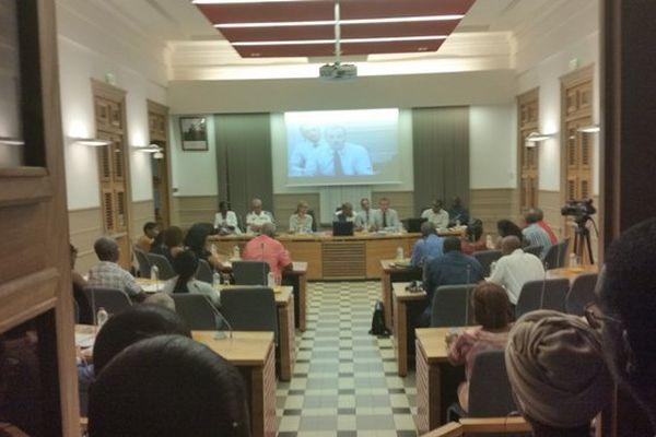 Le conseil municipal de Capesterre Belle-Eau dit non à la fermeture du commissariat de police