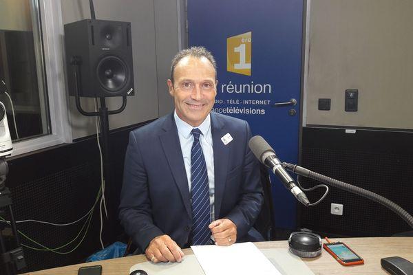 Thierry Terret, délégué ministériel aux JO de Paris 2024