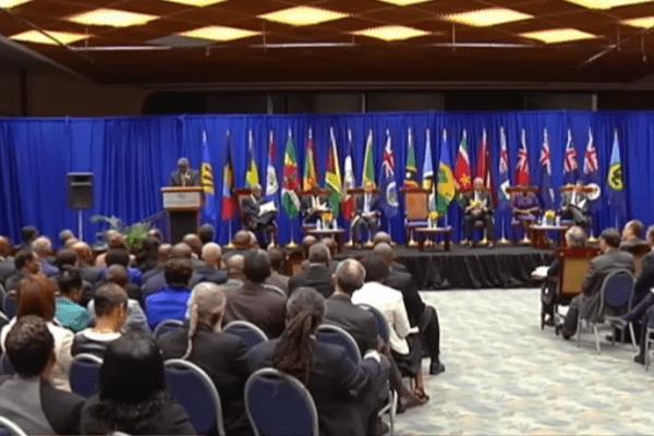 Conférence  Caricom
