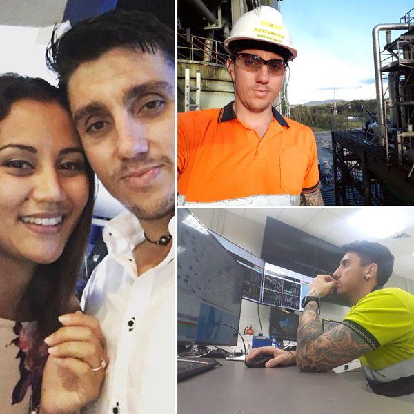 Jean-Philip et sa femme Marion sont installés au Panama depuis juin 2017