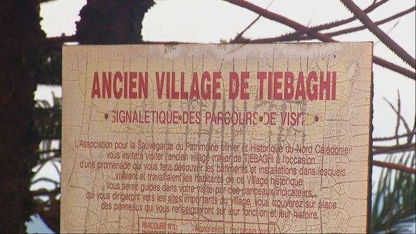 Village Tiebaghi
