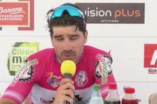 Polychronis Tzortzakis gagne la 3e étape à Capesterre Belle eau.