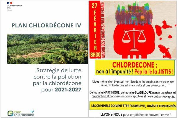 Plan chlordécone 4 / réparation