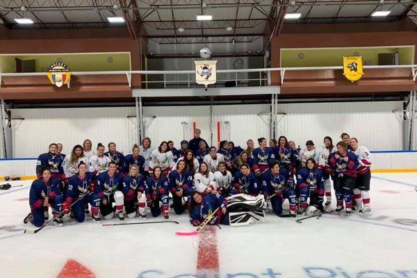 Nouvelle saison au complet pour les hockeyeuses