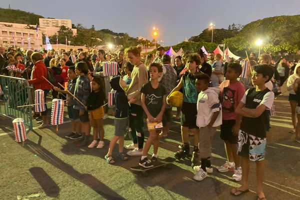 Le 14 juillet célébré à Nouméa : retour en images