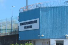 Le centre pénitentiaire de Ducos en Martinique.