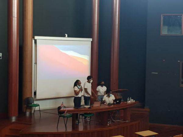 Séminaire pop culture américaine au campus de Troubiran