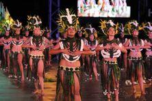 Ori i Tahiti, groupe vainqueur au Heiva en 2018