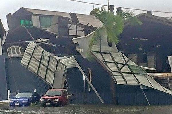 L'Australie frappée par deux cyclones, des dégâts mais pas de victimes
