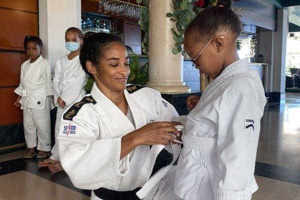 Hajimé transmission judokate