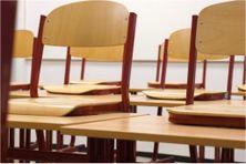 Salle de classe (illustration).