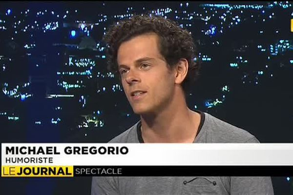 Michaël Gregorio, l'inimitable