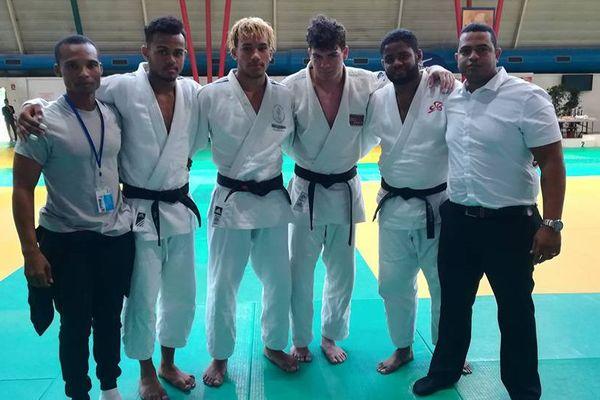 Judo par équipe