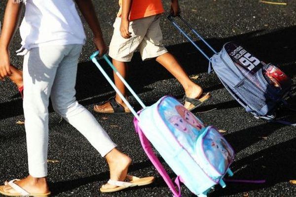 La rentrée scolaire doit avoir lieu le 18 mai prochain à La Réunion.
