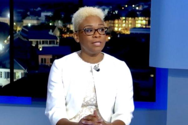 Aminata O'Reilly, directrice de la MDPH