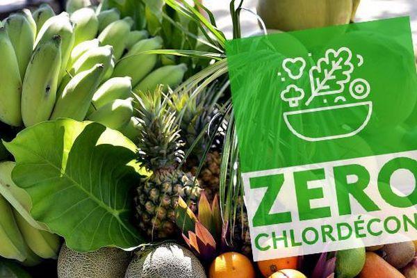 label zéro chlordécone